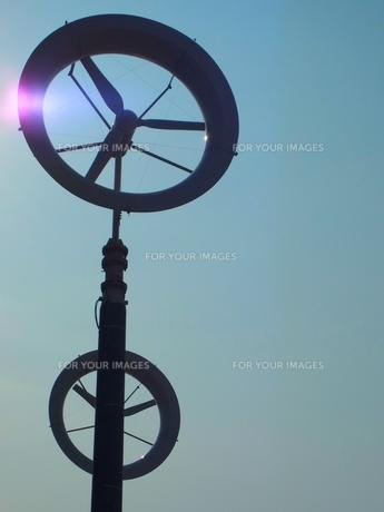 風力発電の素材 [FYI00126750]