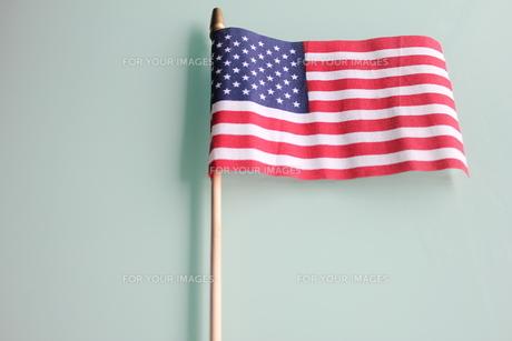 星条旗の写真素材 [FYI00126945]