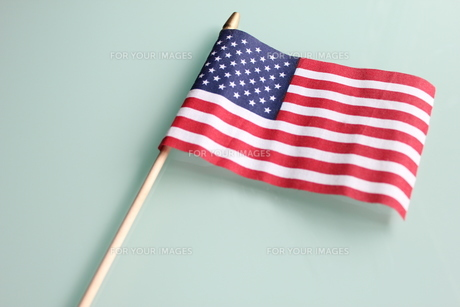 星条旗の写真素材 [FYI00126952]