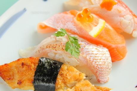 にぎり寿司の写真素材 [FYI00126970]