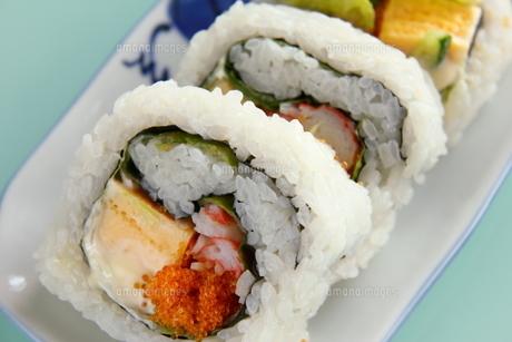 巻き寿司の素材 [FYI00126972]