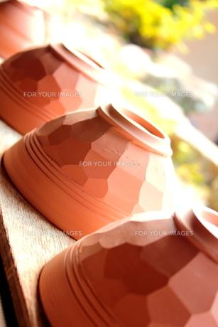 陶器の素材 [FYI00127008]