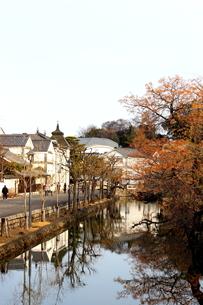 倉敷の美観地区の街並み 4の写真素材 [FYI00127206]