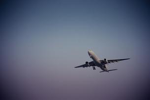 飛行機の写真素材 [FYI00127896]