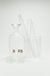 理化学ガラス製品の写真素材 [FYI00128177]