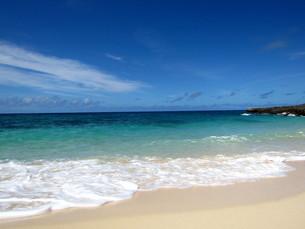 夏の海の写真素材 [FYI00128298]