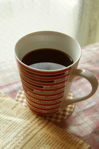 コーヒータイムの写真素材 [FYI00128376]