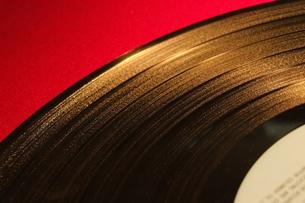 レコード盤の写真素材 [FYI00128414]
