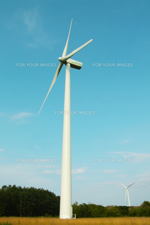 風力発電の風車の素材 [FYI00128481]