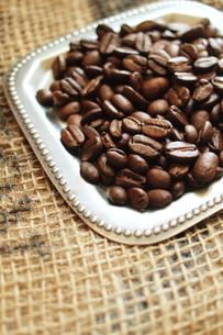 コーヒー豆の素材 [FYI00128484]