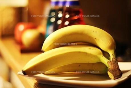 バナナの写真素材 [FYI00128627]