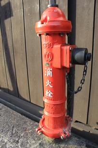 消火栓の写真素材 [FYI00128644]