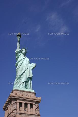 自由の女神の写真素材 [FYI00128653]