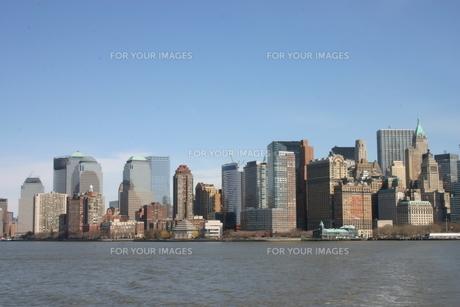 マンハッタンの写真素材 [FYI00128674]