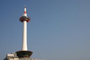 京都タワーの写真素材 [FYI00128701]