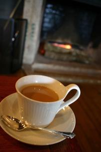 カフェの写真素材 [FYI00128751]
