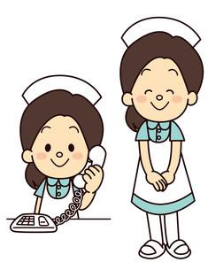 看護婦の写真素材 [FYI00128869]
