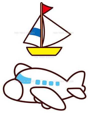 船とヨットの写真素材 [FYI00128876]