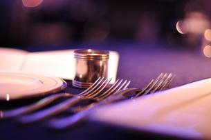 高級レストランの写真素材 [FYI00128898]