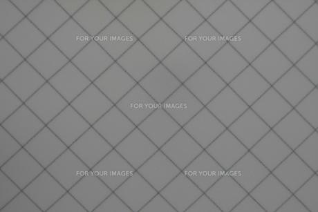 鉄線入りガラスの写真素材 [FYI00128977]