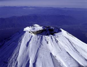 富士山 火口の素材 [FYI00131443]