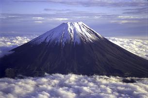 雲海と富士山2の写真素材 [FYI00131450]
