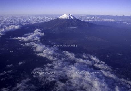 富士山 遠望2の素材 [FYI00131475]