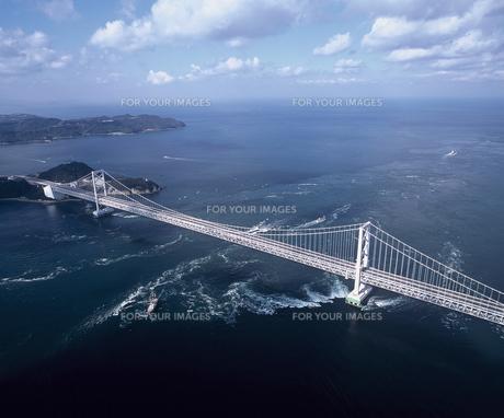 神戸淡路自動車道 大鳴門橋(2)の素材 [FYI00131541]
