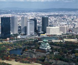 OBP  大阪ビジネスパーク(4)の写真素材 [FYI00131555]