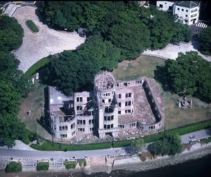 広島 世界遺産 原爆ドーム(5)の写真素材 [FYI00131558]