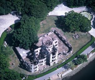 広島 世界遺産 原爆ドーム(3)の素材 [FYI00131563]