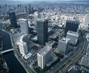 OBP  大阪ビジネスパーク(1)の写真素材 [FYI00131576]