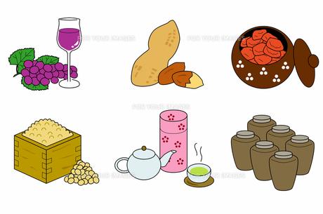 健康食品原料1の写真素材 [FYI00131650]