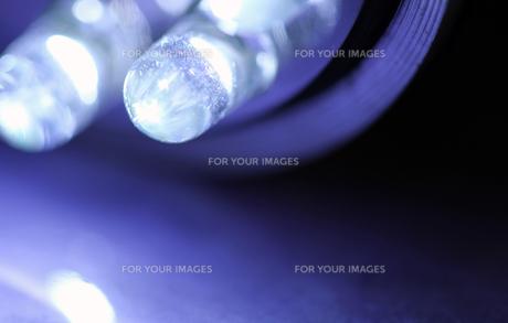 LEDライトの写真素材 [FYI00131786]