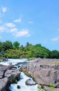 曾木の滝の写真素材 [FYI00131849]