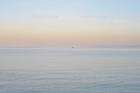 水平線の素材 [FYI00133315]