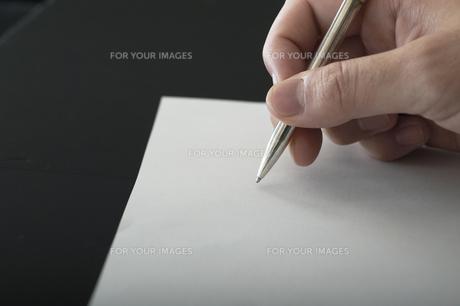 書くの素材 [FYI00133357]