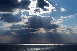天使のはしご2の写真素材 [FYI00133460]