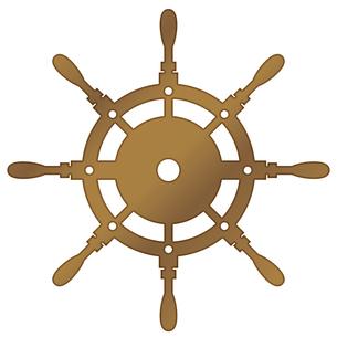 舵の写真素材 [FYI00133578]