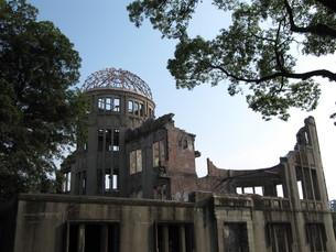 広島の平和記念公園の写真素材 [FYI00133838]