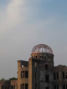 平和を願う建物の写真素材 [FYI00133845]