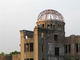 原爆ドームのアップの写真素材 [FYI00133846]