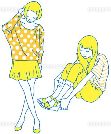 girl4の写真素材 [FYI00133928]