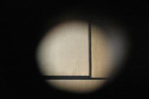 忍者の目の写真素材 [FYI00133991]