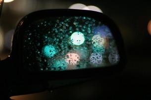 雨の街の写真素材 [FYI00134016]