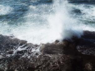 波の写真素材 [FYI00134118]