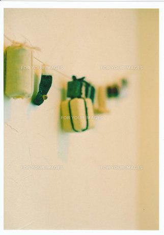 手作りなもの / 被写体:壁のオブジェの素材 [FYI00134203]