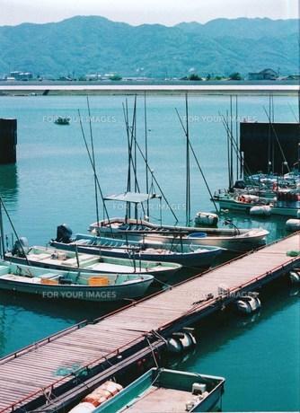漁港の写真素材 [FYI00134266]