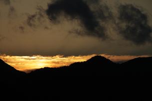 松江の朝の写真素材 [FYI00134455]