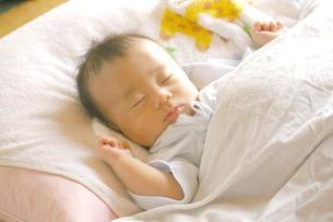 おやすみの写真素材 [FYI00134540]